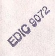 * EDIC 9072 (1969/1996) * 920410