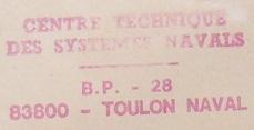 * TOULON * 960210