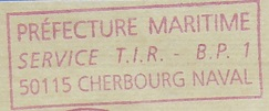 * CHERBOURG * 960311