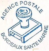 BORDEAUX - SANTE - MARINE 961210