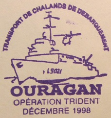 * OURAGAN (1965/2006) * 981210