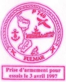 * FULMAR (1997/....) * 993_0010