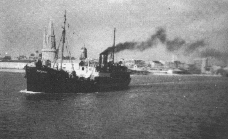 * PICORRE (1939/1940) * Arrais11