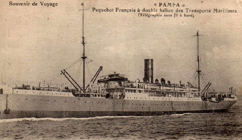 * PAMPA (1916/1918) * Bytime12