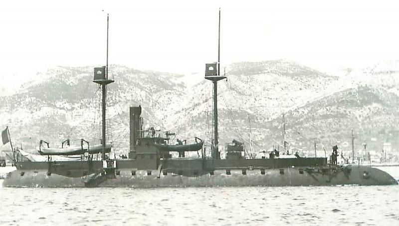 * MITRAILLE (1886/1910) * Canonn12