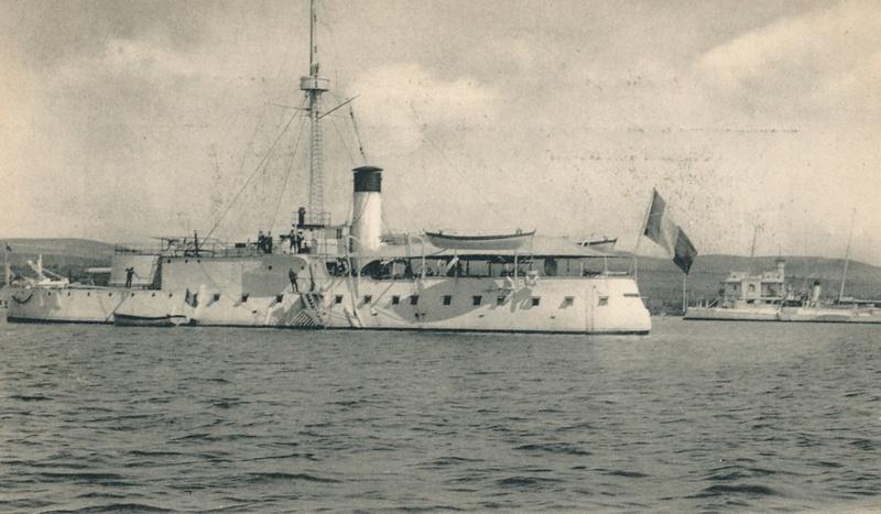 * PHLÉGÉTON (1892/1910) * Canonn18