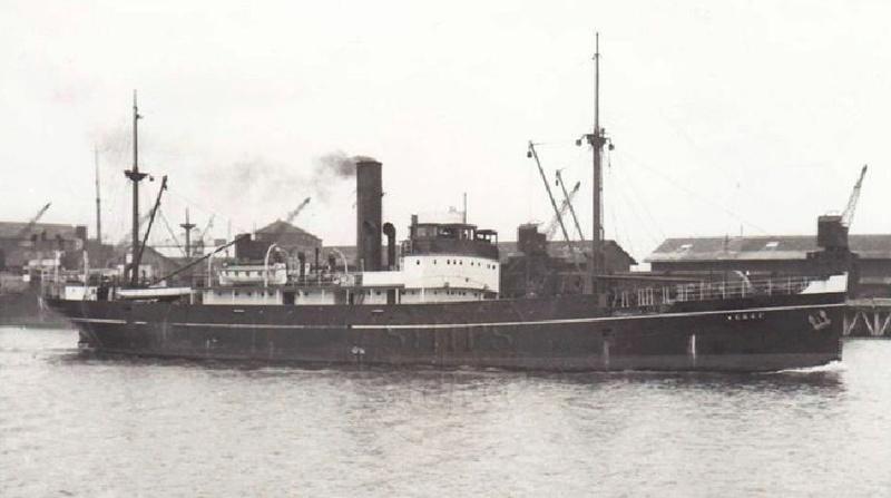 * MÉDOC (1939/1940) * Cargo_10