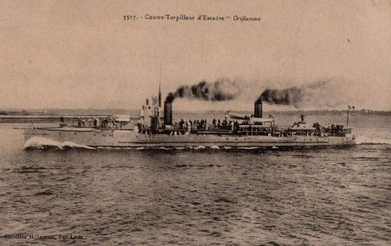 * ORIFLAMME (1908/1921) * Contre10