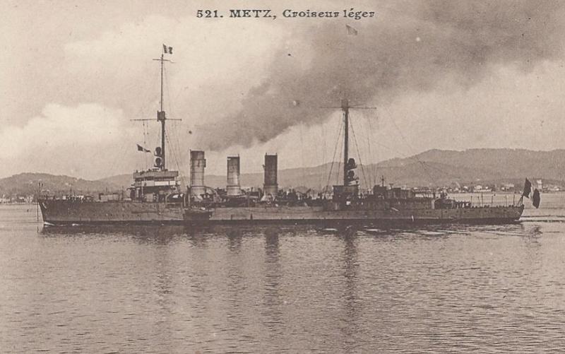 * METZ (1920/1933) * Croise10