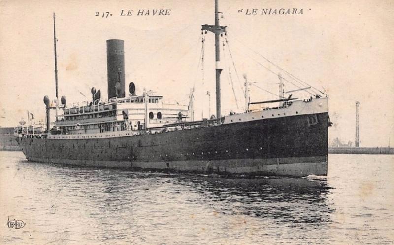 * NIAGARA (1914/1918) * Croise16