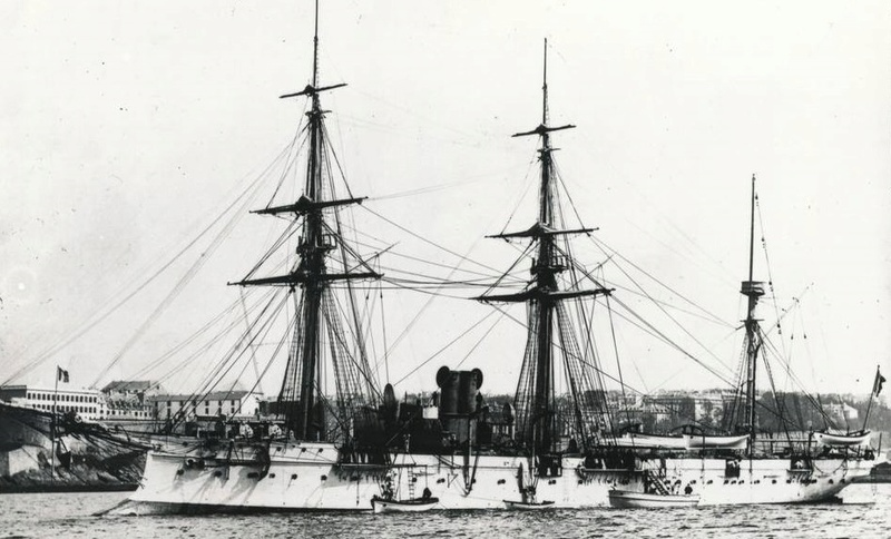 * NIELLY (1880/1902) * Croise18