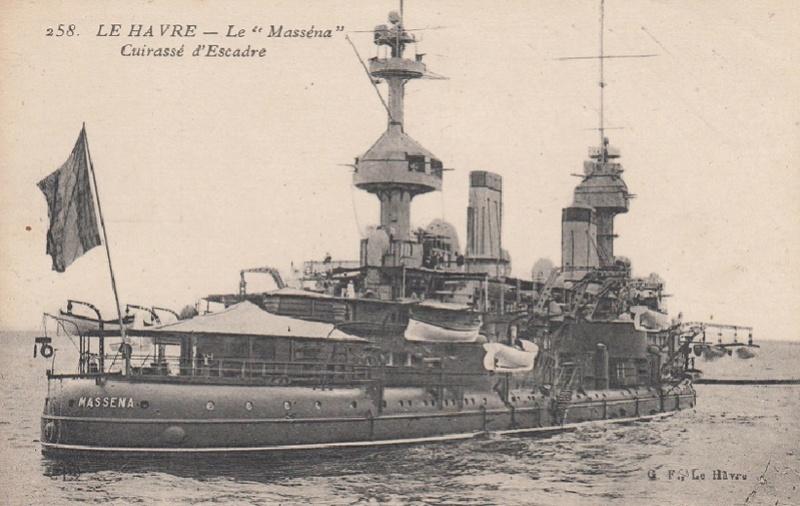 * MASSÉNA (1897/1915) * Cuiras10