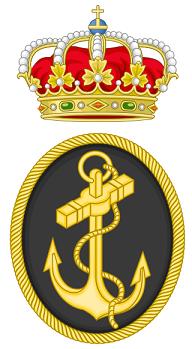 + Marine d'ESPAGNE + Emblem10