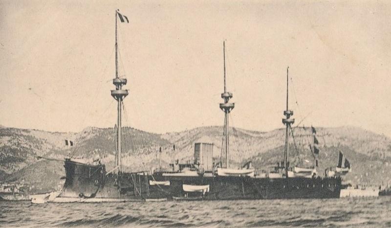 * RICHELIEU (1876/1900) * Frygat16