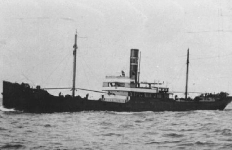 * NIOBÉ (1915/1917) * Navire11