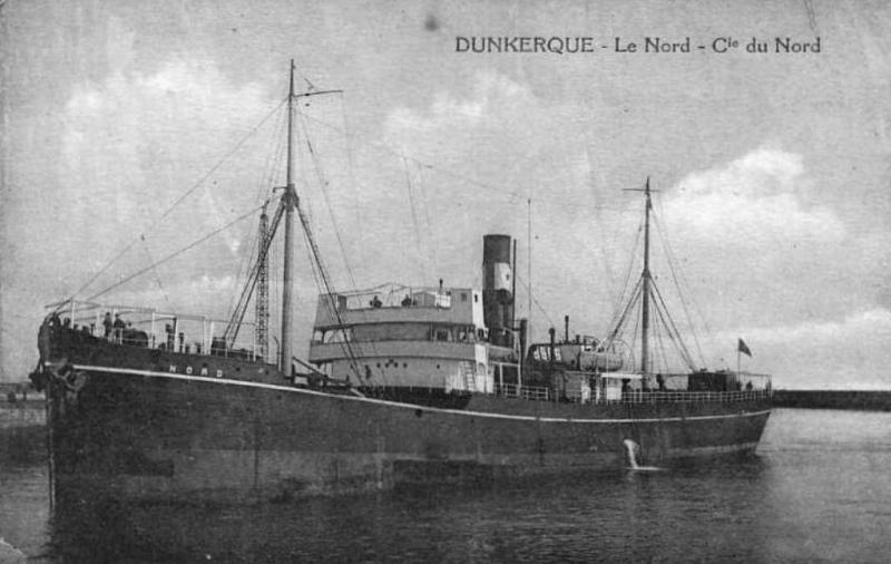 * NORD II (1915/1918) * Navire13