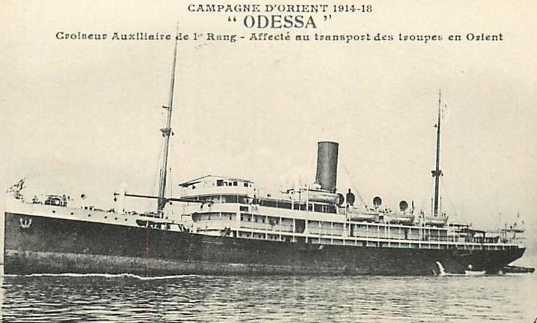 * ODESSA (1917/1919) * Navire14