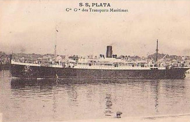 * PLATA (1915/1917) * Navire15