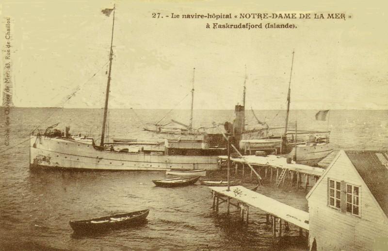 * NOTRE DAME DE LA MER (1915/1920) * Notre-10