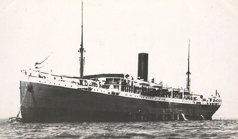* PARANA (1916/1917) * Paqueb14