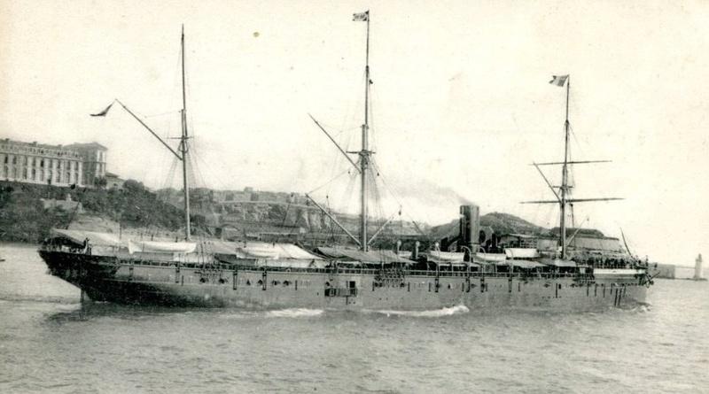 * SAGHALIEN (1914/1915) * Paqueb17