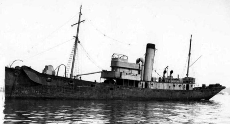 * L'ORANAISE (1918/1918 et 1940/1950) * Patrou10