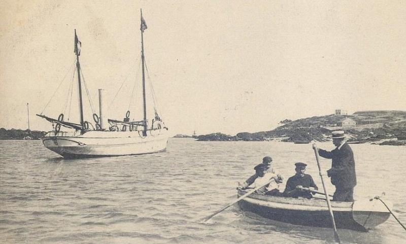* ONDINE (1916/1919) * Patrou13