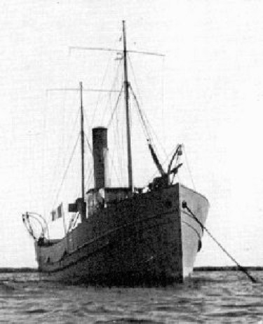 * OTARIE (1916/1919) * Patrou15