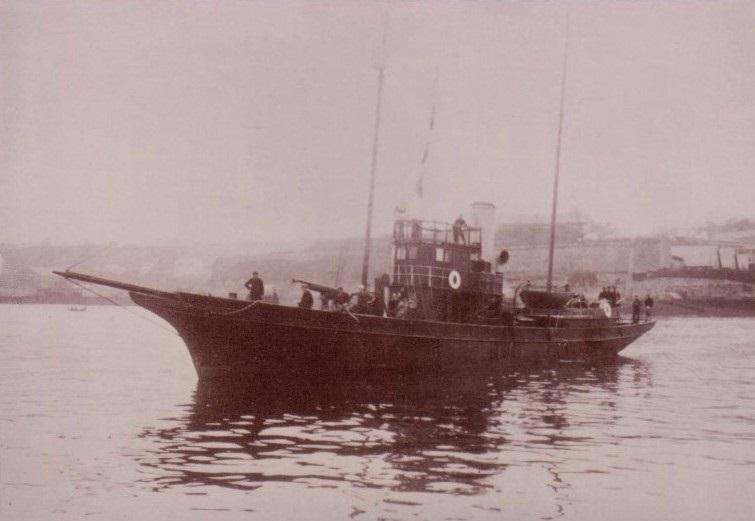 * PALOURDE II (1917/1919) * Patrou16