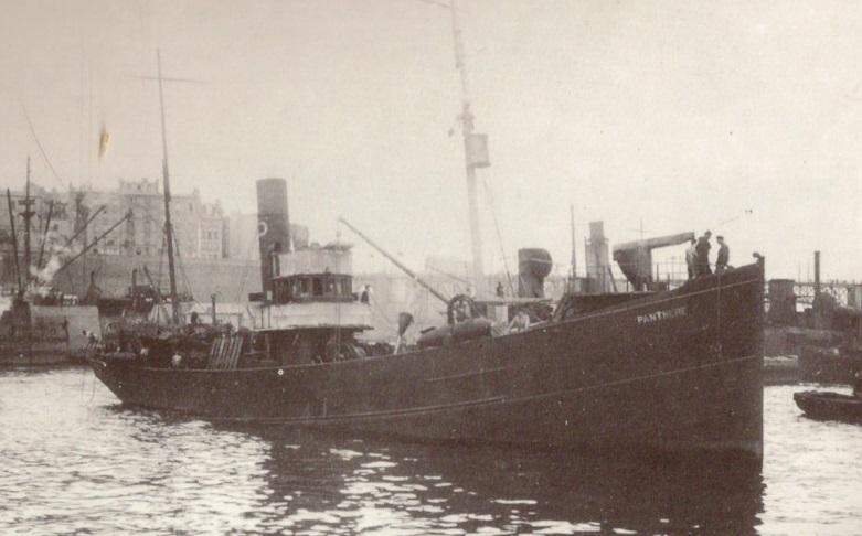 * PANTHERE (1916/1919) * Patrou17