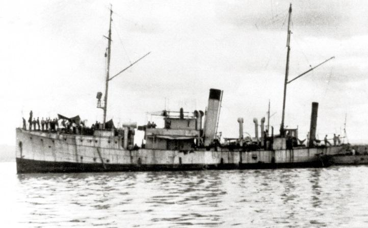 * PÉLICAN II (1915/1917) * Patrou19
