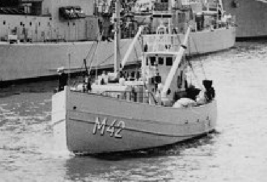 * NYMPHE II (1939/1940) * Photo010