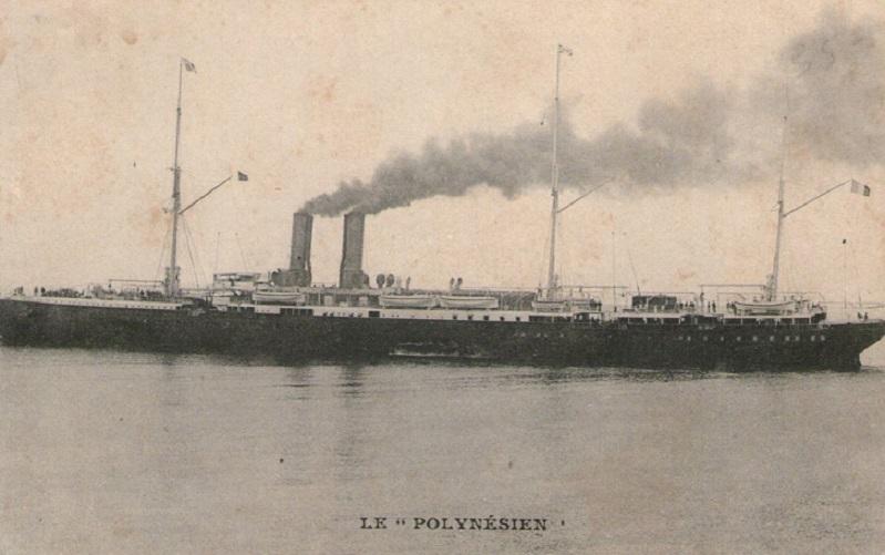 * POLYNÉSIEN (1915/1918) * Polyne10