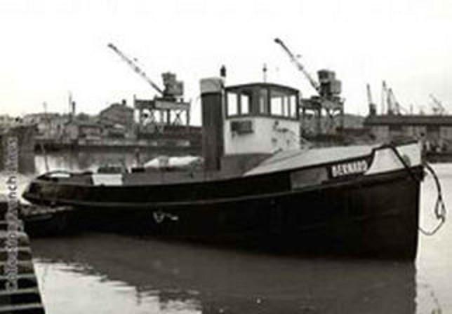 * MONA (1947/1972) * Remorq16