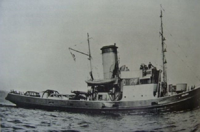 * PORTZIC (1930/1962) * Remorq29