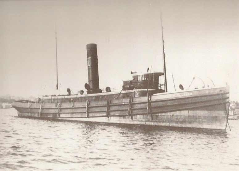 * ROBUR (1914/1918) * Remorq35