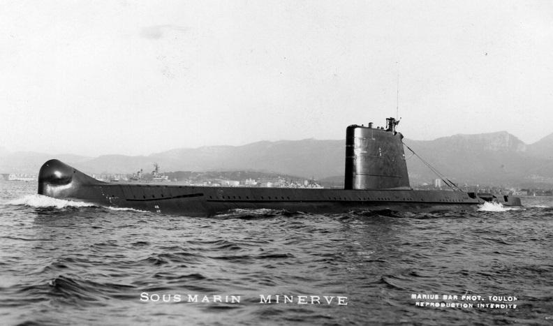 * MINERVE (1964/1968) * Sous-m15
