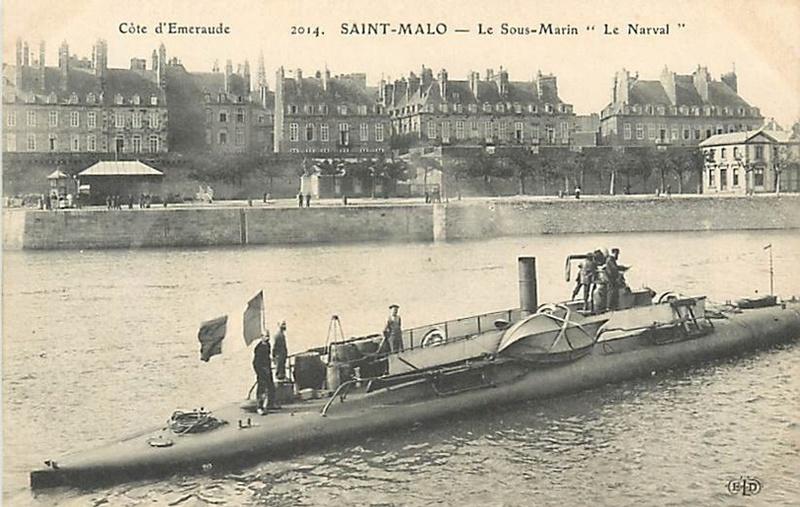 * NARVAL (1900/1909) * Sous-m19