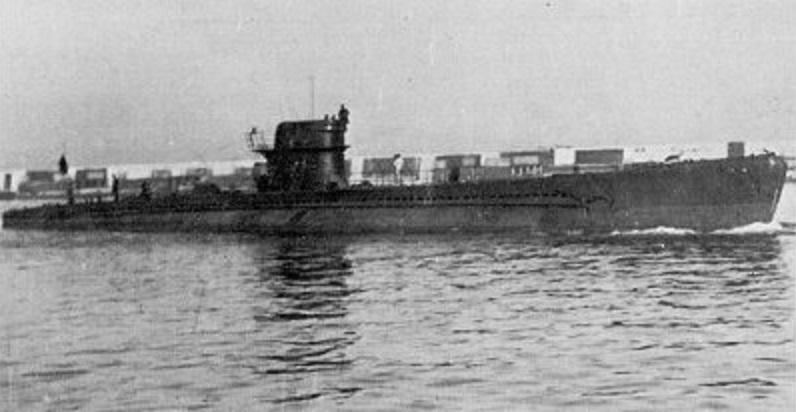* NARVAL (1944/1946) * Sous-m20