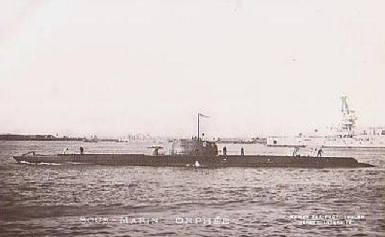 * ORPHEE (1933/1946) * Sous-m33