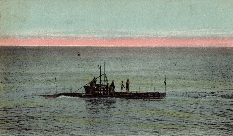 * OTARIE (1905/1914) * Sous-m34