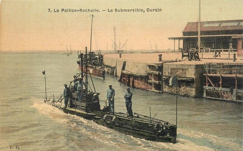 * OURSIN (1905/1914) * Sous-m36