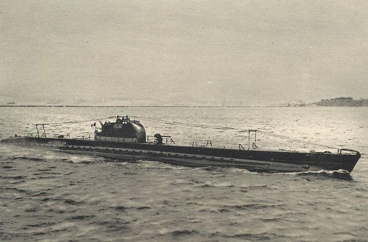 * PALLAS (1939/1942) * Sous-m37