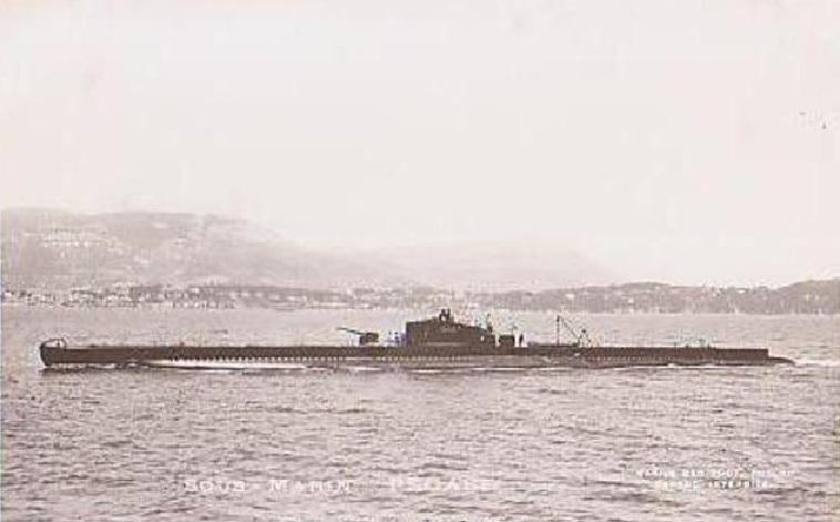 * PEGASE (1932/1945) * Sous-m42