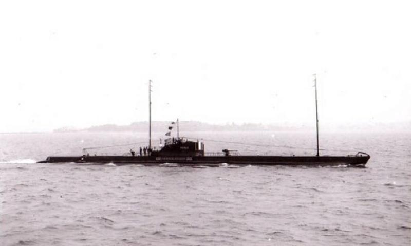 * PERLE (1937/1944) * Sous-m45