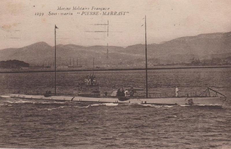* PIERRE MARRAST (1918/1937) * Sous-m49