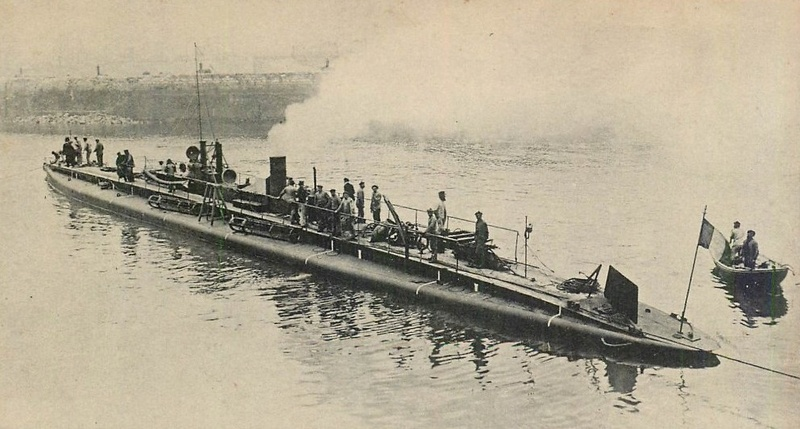 * PLUVIOSE (1908/1919) * Sous-m50