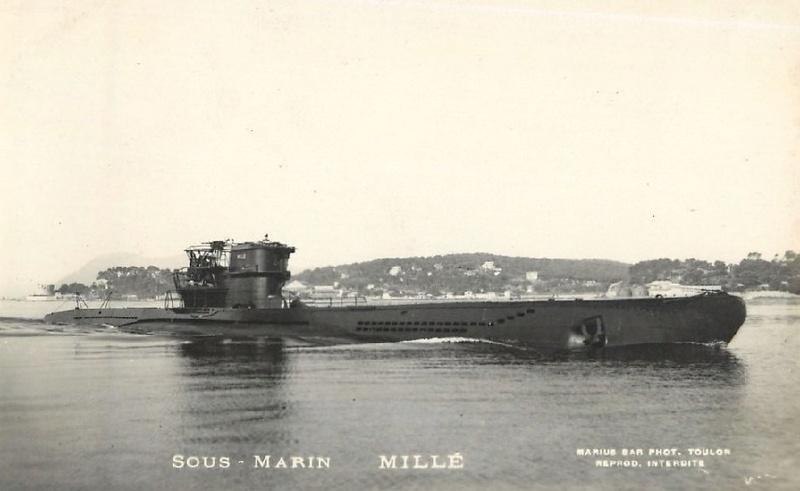 * MILLE (1944/1963) * Sous_m10