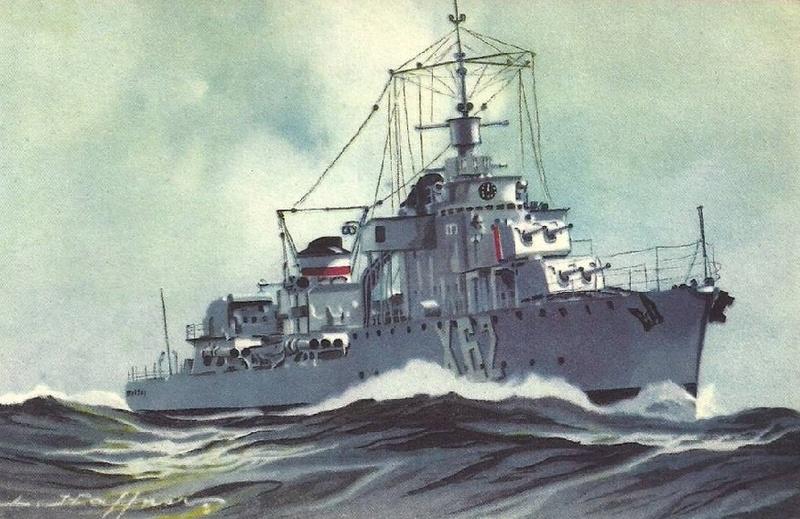 * MOGADOR (1938/1942) * Torpil17