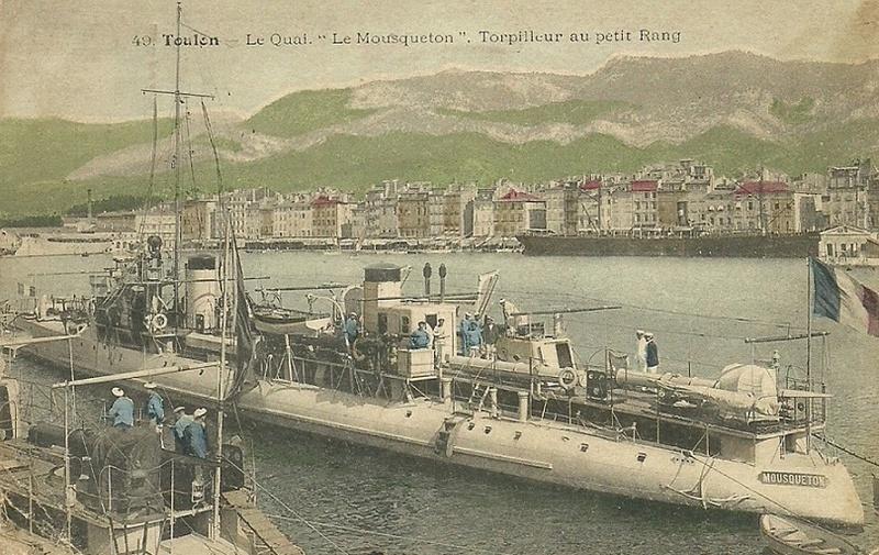 * MOUSQUETON (1904/1920) * Torpil20